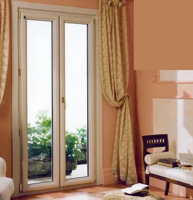 Infissi funari finestre e persiane in alluminio e pvc for Finestre in pvc roma prezzi